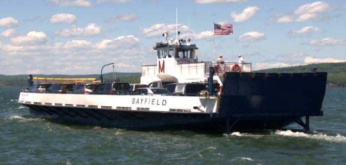 Washington Island Ferry Line & Madeline Island Ferry Line